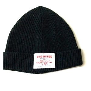 True Religion World Tour knit watch cap